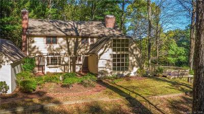 Simsbury Single Family Home For Sale: 12 Up The Road
