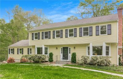 Wilton Single Family Home For Sale: 288 Mountain Road