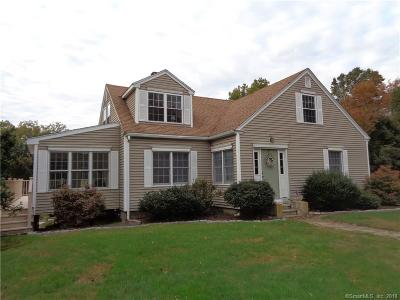 Stonington Single Family Home For Sale: 353 Lantern Hill Road