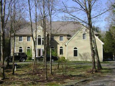 Oxford Single Family Home For Sale: 10 Nod Hill Road