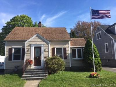 Bridgeport Single Family Home For Sale: 25 Livingston Street