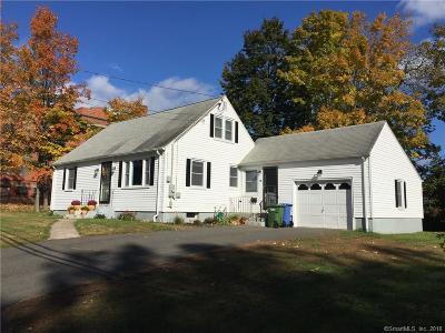 Southington Single Family Home For Sale: 33 Beecher Street