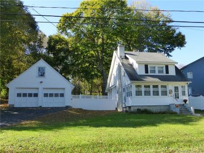 Watertown Single Family Home For Sale: 95 Shelter Hill Avenue