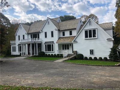 Weston Single Family Home For Sale: 19 Ridge Road