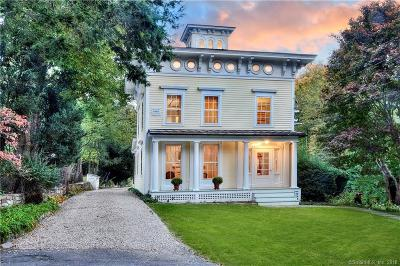 Westport Single Family Home For Sale: 54 Wright Street
