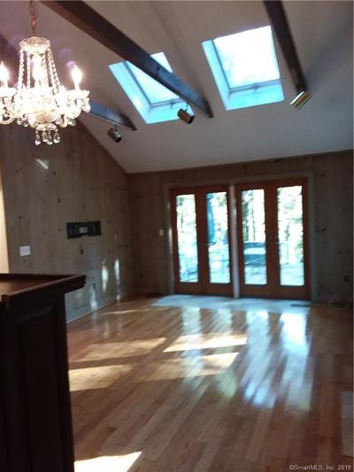 Stamford Single Family Home For Sale: 1113 Rock Rimmon Road