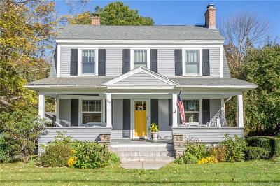 Avon Single Family Home For Sale: 740 Lovely Street