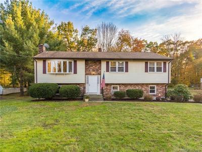 Hamden Single Family Home For Sale: 60 Nolan Road