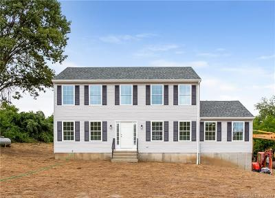 New Milford Single Family Home For Sale: Lot 3 Lillis Road