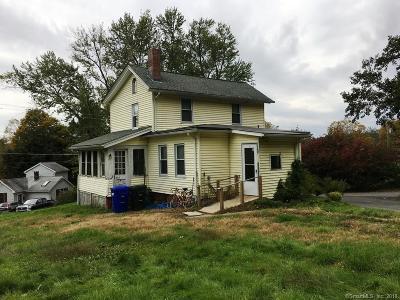 Thomaston Single Family Home For Sale: 18 Bristol Street