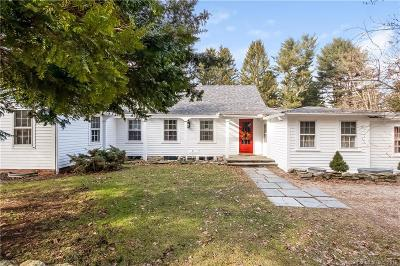 Woodbury Single Family Home For Sale: 43 Tomlinson Road