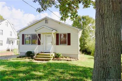 Branford Single Family Home For Sale: 28 Matthew Road
