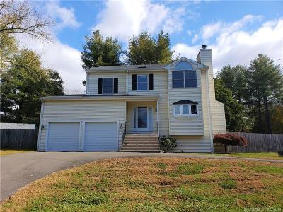 Cromwell Single Family Home For Sale: 27 Shadow Lane