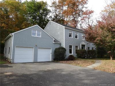 Ridgefield Single Family Home For Sale: 2 Millers Lane