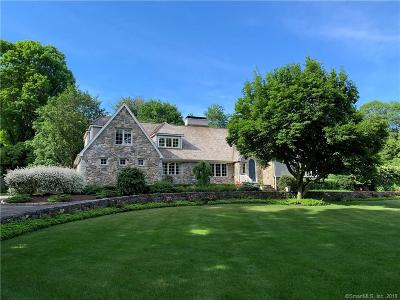Westport Single Family Home For Sale: 1 East Meadow Road