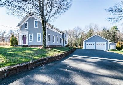Southington Single Family Home For Sale: 1150 West Street