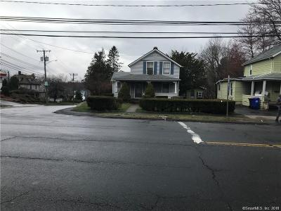 Meriden Commercial For Sale: 38 South Broad Street
