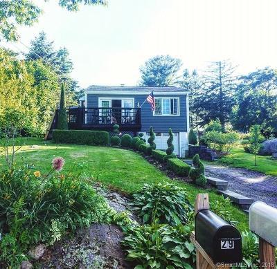 Goshen Single Family Home For Sale: 29 Tyler Lake Heights