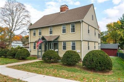 Rocky Hill Single Family Home For Sale: 2816 Main Street