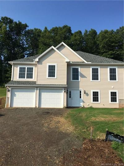 Middletown Single Family Home For Sale: Middlefield Street