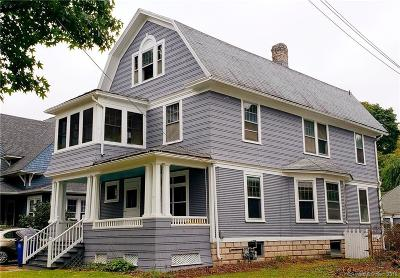 New Haven Single Family Home For Sale: 421 Central Avenue