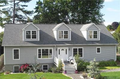 Stamford Single Family Home For Sale: 35 Downs Avenue