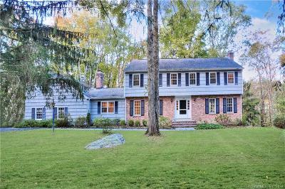 Weston Single Family Home For Sale: 40 September Lane