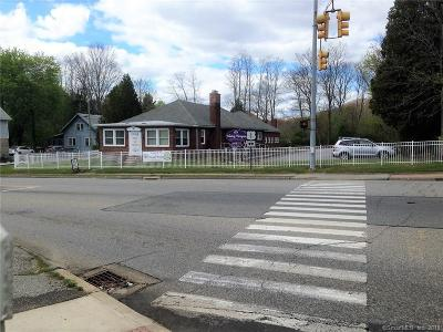 Waterford Commercial For Sale: 83 Boston Post Road