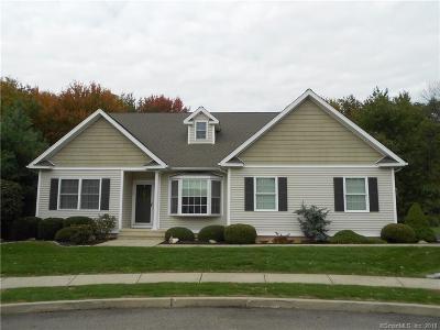 Meriden Single Family Home For Sale: 562 Baldwin Avenue #15