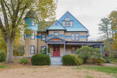 Windsor Single Family Home For Sale: 1046 Windsor Avenue