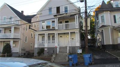 Waterbury Multi Family Home For Sale: 23 Waterville Street