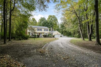 Weston Single Family Home For Sale: 33 Norfield Road