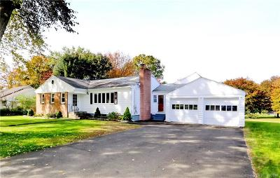 Orange Single Family Home For Sale: 60 Grannis Road