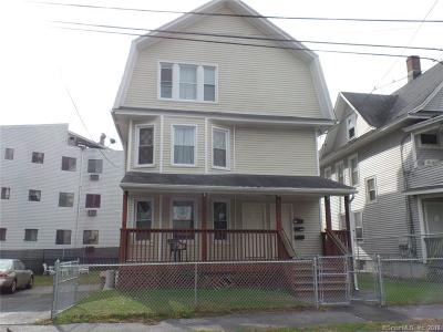 Bridgeport Multi Family Home For Sale: 353 French Street