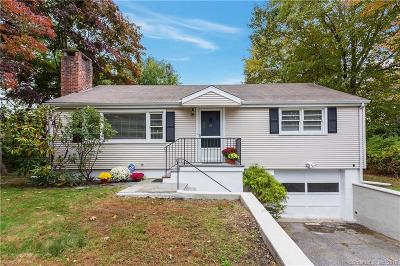 Norwalk Single Family Home For Sale: 18 Stonybrook Road