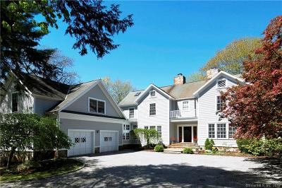 Westport Single Family Home For Sale: 328 Wilton Road