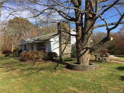 Pomfret Single Family Home For Sale: 796 Hampton Road