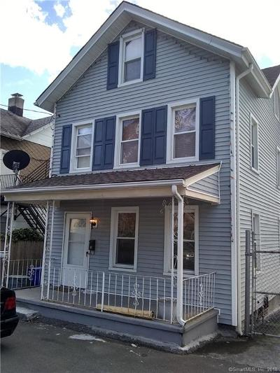 Fairfield County Single Family Home For Sale: 90 Taylor Avenue