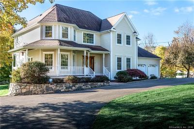 Ridgefield Single Family Home For Sale: 148 Shadow Lake Road