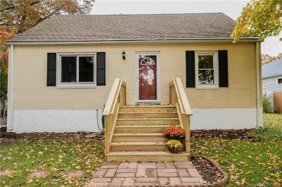 North Haven Single Family Home For Sale: 101 Blakeslee Avenue