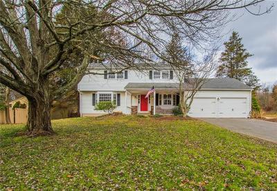 Wallingford Single Family Home For Sale: 43 Grove Street