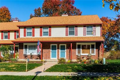 Rocky Hill Condo/Townhouse For Sale: 18 Winesap Circle #18