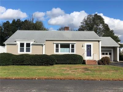 Stonington Single Family Home For Sale: 24 Owen Drive