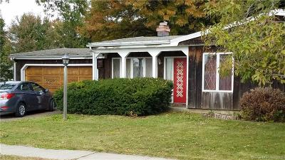 Stratford Single Family Home For Sale: 1383 Nichols Avenue