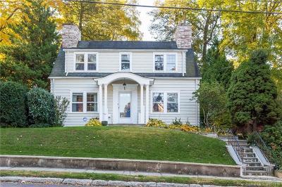 Norwalk Single Family Home For Sale: 14 Merrill Road