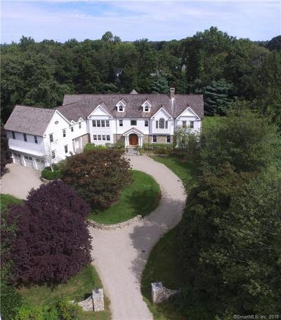 Westport Single Family Home For Sale: 8 Tiffany Lane
