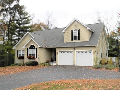 Woodstock Single Family Home For Sale: 32 Grey Fox Landing