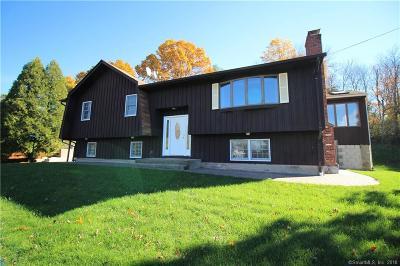 Meriden Single Family Home For Sale: 299 Elmwood Drive