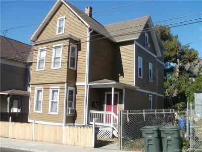 Bridgeport Multi Family Home For Sale: 13 Armstrong Place