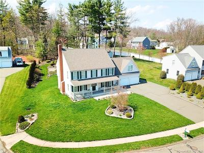 Plainville Single Family Home For Sale: 11 Tyler Farms Road